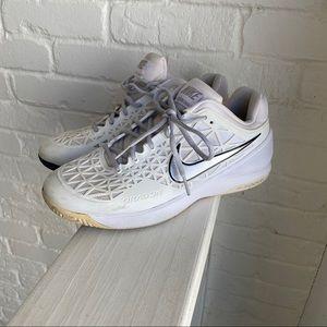 Nike Zoom Dragon White Sneakers Running Shoe 8